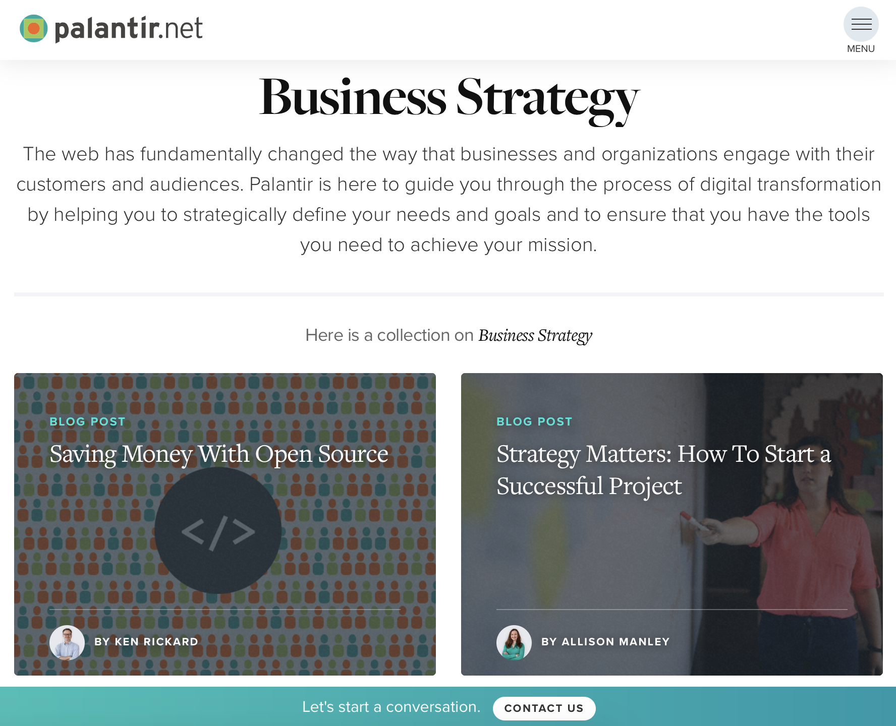 Business Strategy collection