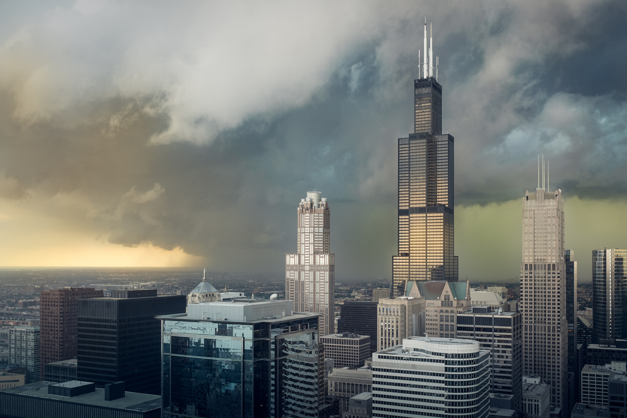 Photo of Sears Tower