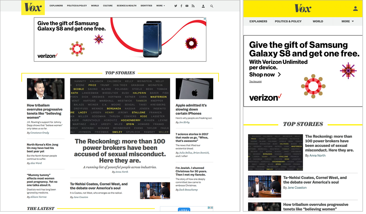 Reflecting on the Web Trends of 2017: News Feeds | Palantir net
